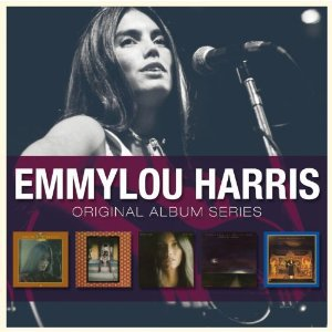 THE BARGAIN BUY: Emmylou Harris, The Original Album Series (Rhino)
