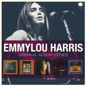 THE BARGAIN BUY: Emmylou Harris, The Original Album Series (Rhino)