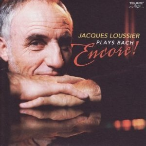 Jacques Loussier: Plays Bach, Encore! (Telarc) BEST OF ELSEWHERE 2007