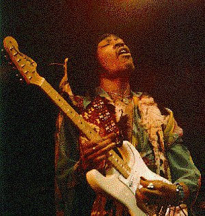 JIMI HENDRIX IN 2011: Return to Winterland 1968