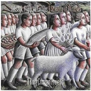 Jakszyk, Fripp, Collins: A Scarcity of Miracles (MPL)