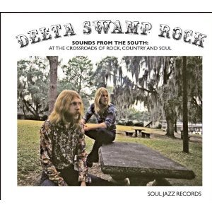 Various Artists: Delta Swamp Rock (2011)