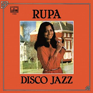 Rupa: Disco Jazz (Numero/streaming outlets)