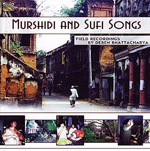 Various Artists: Murshidi and Sufi Songs (Arc Music)