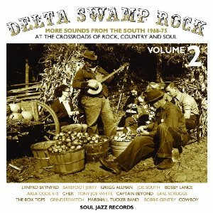 Various Artists: Delta Swamp Rock Vol 2 (Soul Jazz)