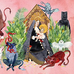 Father John Misty: I Love You, Honeybear (SubPop/Rhythmethod)