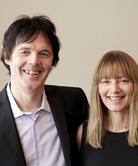 THE FAMOUS ELSEWHERE FILM QUESTIONNAIRE: Alastair and Vanessa Riddell