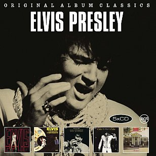 THE BARGAIN BUY: Elvis Presley; Original Album Classics
