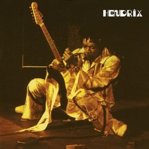 Jimi Hendrix, Band of Gypsys: Live at the Fillmore East (MCA)