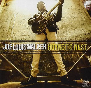 Joe Louis Walker:  Hornet's Nest (Alligator/Southbound)