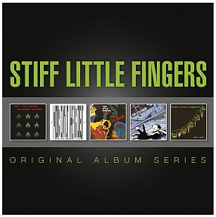 THE BARGAIN BUY: Stiff Little Fingers: Original Album Series
