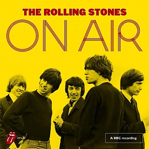 The Rolling Stones: On Air DeLuxe Edition (Universal)