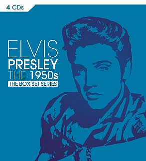 THE BARGAIN BUY: Elvis Presley; The 1950s