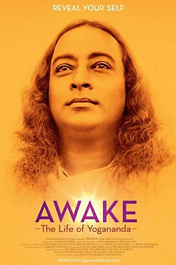 AWAKE; THE LIFE OF YOGANANDA, a doco by PAOLA DI FLORIO and LISA LEEMAN (Madman DVD)