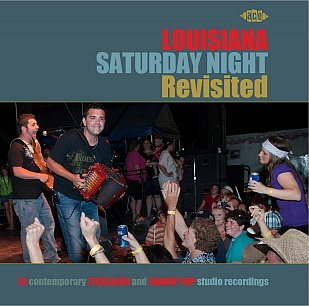 Various Artists: Louisiana Saturday Night Revisited (Ace/Border)