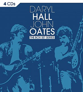 THE BARGAIN BUY: Daryl Hall and John Oates, The Box Set Series
