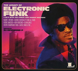 THE BARGAIN BUY: Various Artists; The Legacy of Electronic Funk
