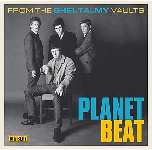 Various Artists: Planet Beat; From The Shel Talmy Vaults (Big Beat/Border)