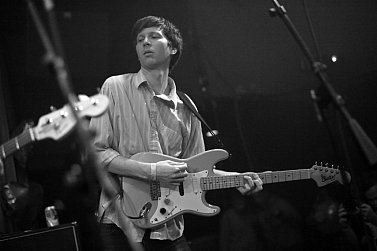 AUSTIN BROWN OF PARQUET COURTS INTERVIEWED (2015): Future now but old school on many fronts