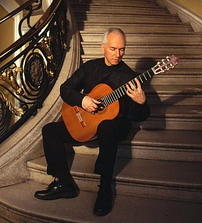 JOHN WILLIAMS INTERVIEWED (2001): Has guitar, will travel