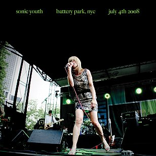 RECOMMENDED REISSUE: Sonic Youth: Battery Park NYC, July 4th 2008 (Matador/Rhythmethod)