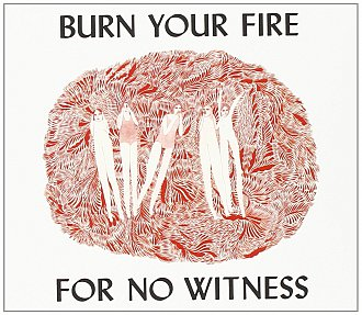 Angel Olsen: Burn Your Fire For No Witness (Jagjaguwar)