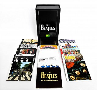BEATLES FOR SALE, YET AGAIN (2009): Remastered and remarkable