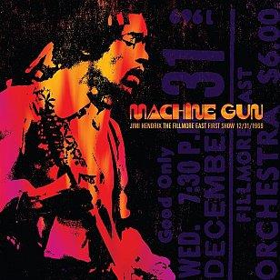 Jimi Hendrix and Band of Gypsys: Machine Gun (Sony)