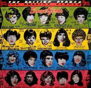 THE ROLLING STONES, SOME GIRLS REISSUED (2011): Some girls give me diamonds