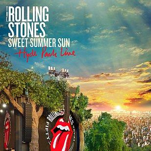 THE ROLLING STONES: SWEET SUMMER SUN; HYDE PARK LIVE  (Shock CD/DVD)