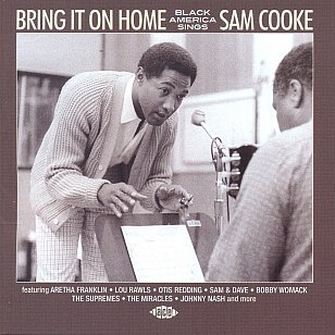 Various Artists: Black America Sings Sam Cooke (Ace/Border)