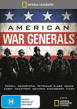AMERICAN WAR GENERALS (Madman DVD)