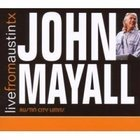 John Mayall: Live From Austintx (New West/Elite)