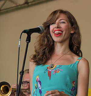 THE FAMOUS ELSEWHERE SONGWRITER QUESTIONNAIRE: Rachael Price of Lake Street Dive