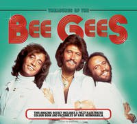 TREASURES OF THE BEE GEES by BRIAN SOUTHALL (Carlton Books)