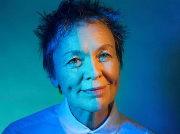 LAURIE ANDERSON INTERVIEWED (2019): The artist as curator and creator