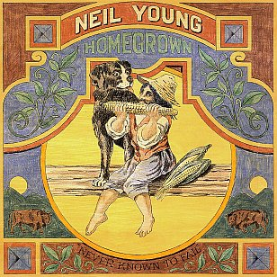 Neil Young: Homegrown (Warners/digital outlets)