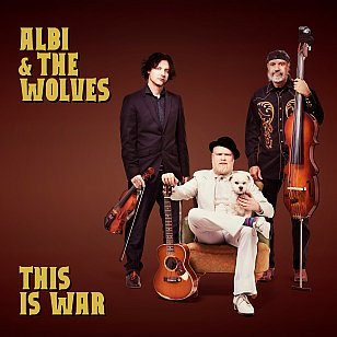 Albi and the Wolves: This is War (Second Hand Records/digital outlets)