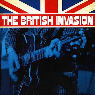 THE SIXTIES: THE BRITISH INVASION; a Prime television documentary