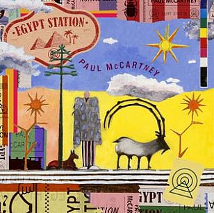 Paul McCartney: Egypt Station (Capitol/Universal)