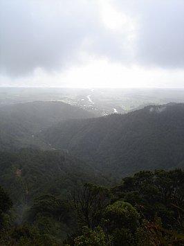 Denniston, West Coast, New Zealand: Damned and damp