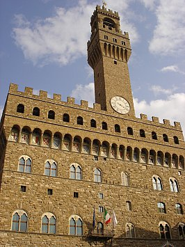 Florence, Italy: The passing strange parade