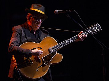 Elvis Costello and the Imposters; Civic, Auckland. April 27, 2014
