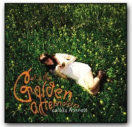Caitlin Harnett: All in the Golden Afternoon EP (CHCD)