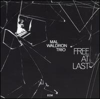 RECOMMENDED REISSUE: Mal Waldron; Free At Last (ECM 2xLP/CD/digital)