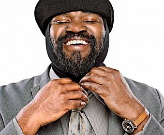GREGORY PORTER INTERVIEWED (2014): Grammy jazz gentle giant