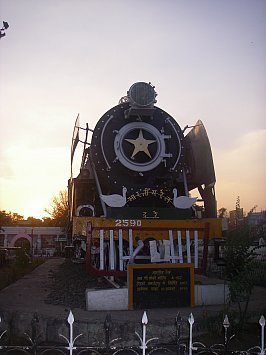 India: A nation on steel wheels
