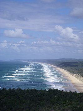 Sunshine Coast, Australia: Land, sea and me