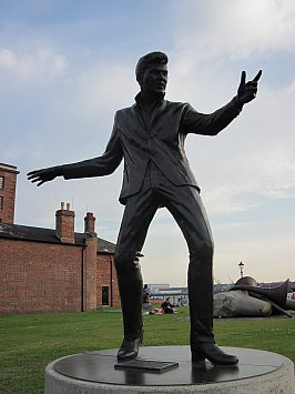 BILLY FURY; AN ELVIS FROM LIVERPOOL (2012)
