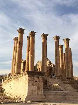 Jerash, Jordan: A city of goats and ghosts